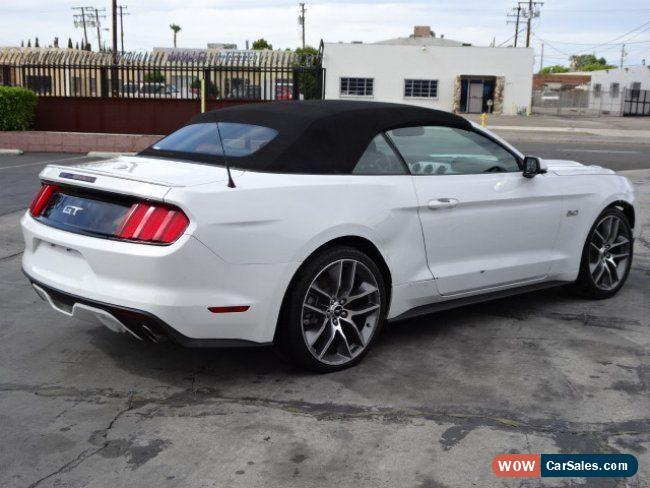 2017 Ford Mustang For In United States