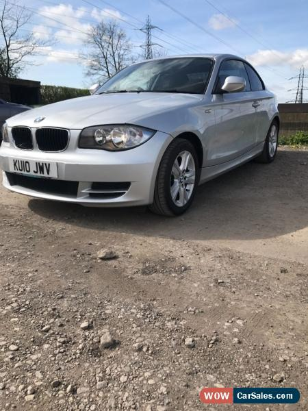 2010 Bmw 1 Series For Sale In United Kingdom