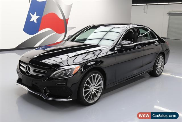 2015 mercedes benz c class for sale in united states. Black Bedroom Furniture Sets. Home Design Ideas
