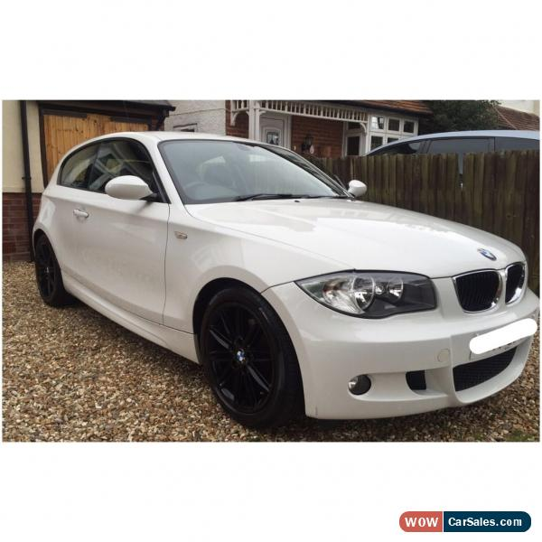 2009 bmw 1 series for sale in united kingdom. Black Bedroom Furniture Sets. Home Design Ideas