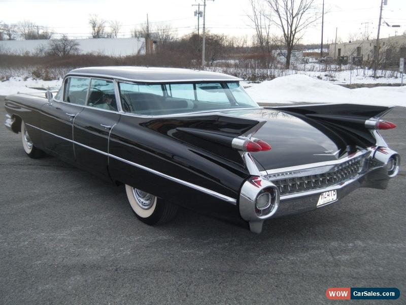 1959 Cadillac DeVille for Sale in United States
