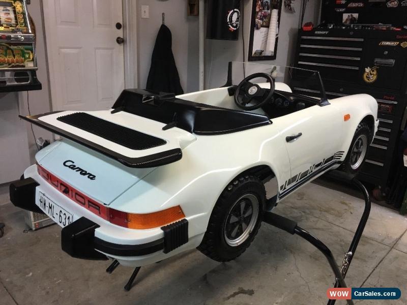 Porsche: 911 Junior