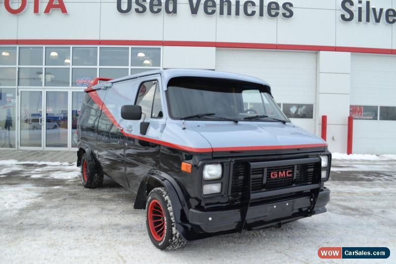 Toyota Of Bedford >> 1988 Gmc Vandura for Sale in Canada