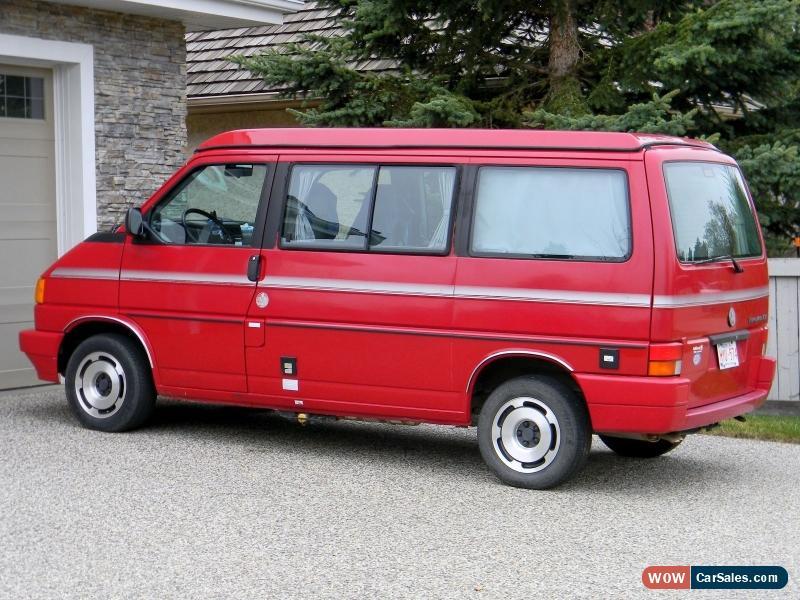 1992 Volkswagen EuroVan CV
