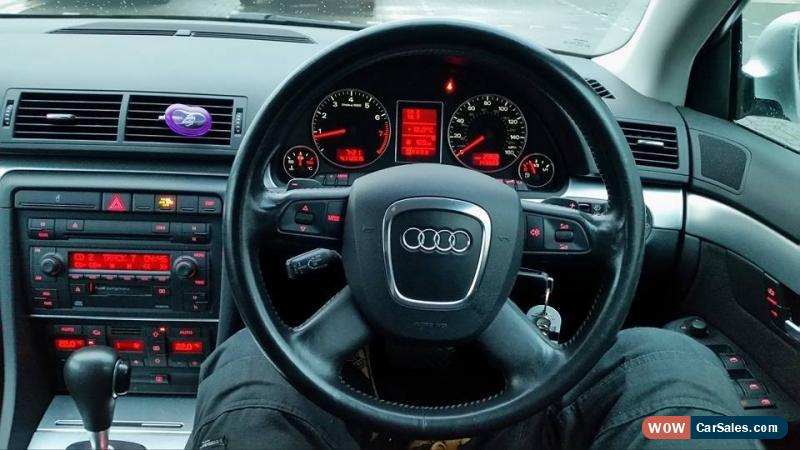 2006 Audi A4 Avant For Sale In United Kingdom