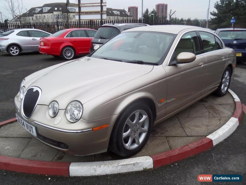 2004 jaguar s type for sale in united kingdom. Black Bedroom Furniture Sets. Home Design Ideas