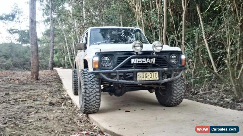 nissan patrol for sale in australia. Black Bedroom Furniture Sets. Home Design Ideas
