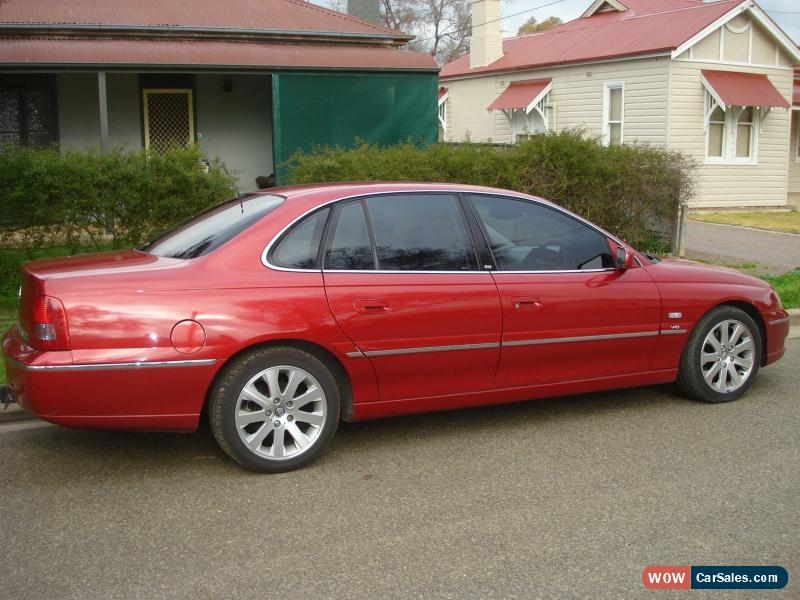 Holden Holden Caprice 2004 for Sale in Australia