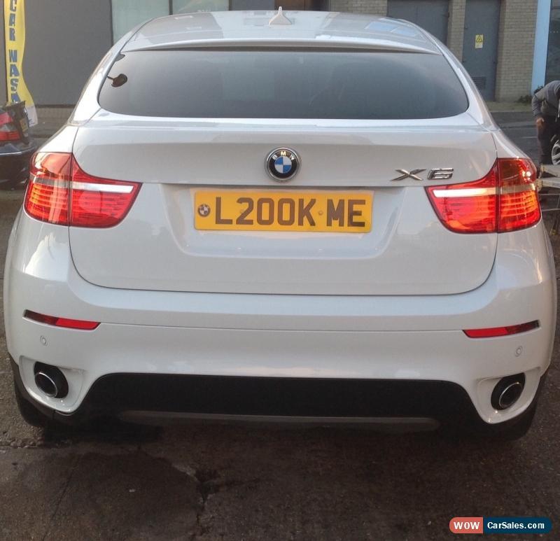 Bmw X6 Sale: 2009 Bmw X6 For Sale In United Kingdom