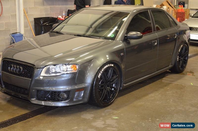 Audi RS For Sale In Canada - Audi rs4 for sale