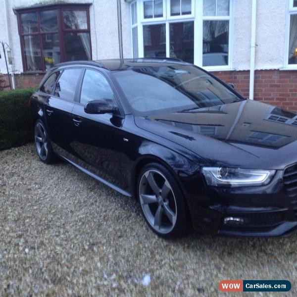 2013 Audi A4 For Sale In United Kingdom