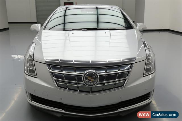 2014 cadillac elr for sale in united states. Black Bedroom Furniture Sets. Home Design Ideas