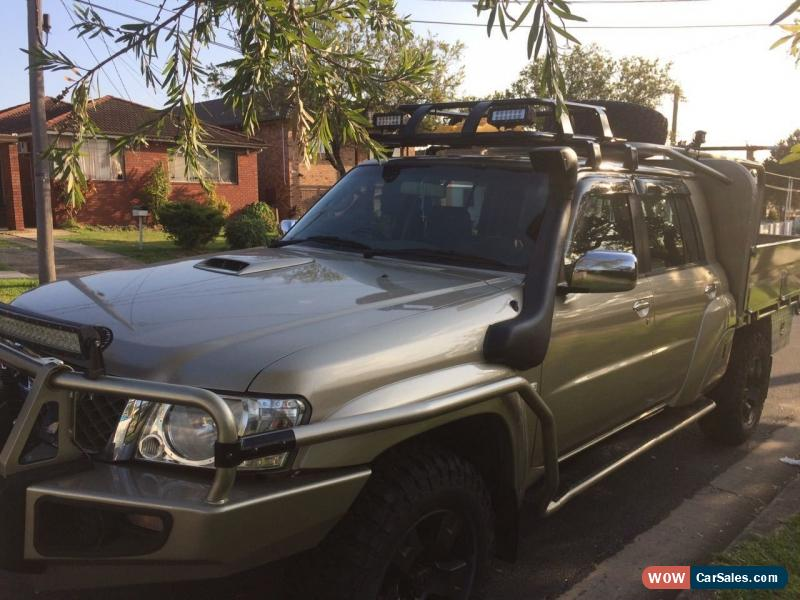 Nissan Patrol For Sale In Australia