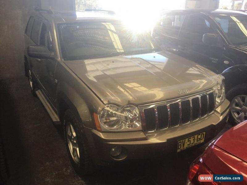Classic 2007 Jeep Grand Cherokee Limited 4x4 Turbo Diesel For Sale