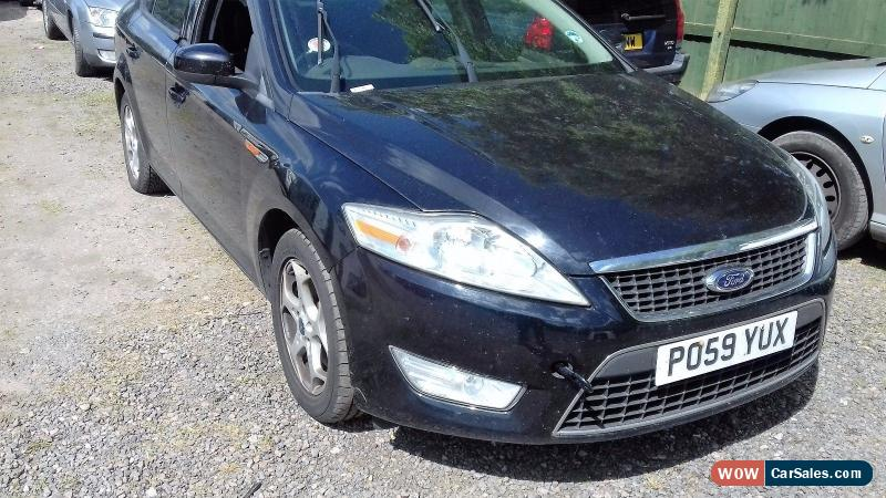 2009 Ford Mondeo For Sale In United Kingdom