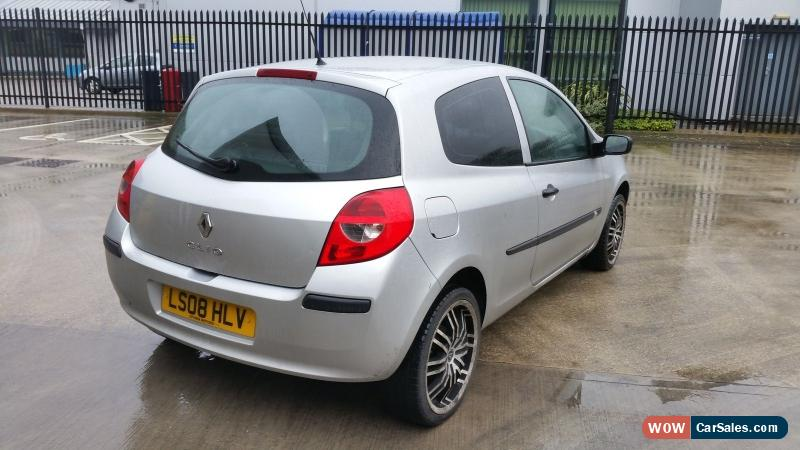 2008 renault clio extreme for sale in united kingdom. Black Bedroom Furniture Sets. Home Design Ideas