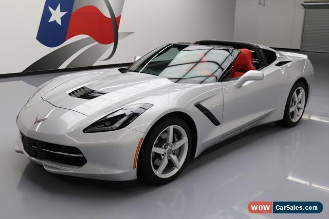 2014 chevrolet corvette for sale in united states. Black Bedroom Furniture Sets. Home Design Ideas
