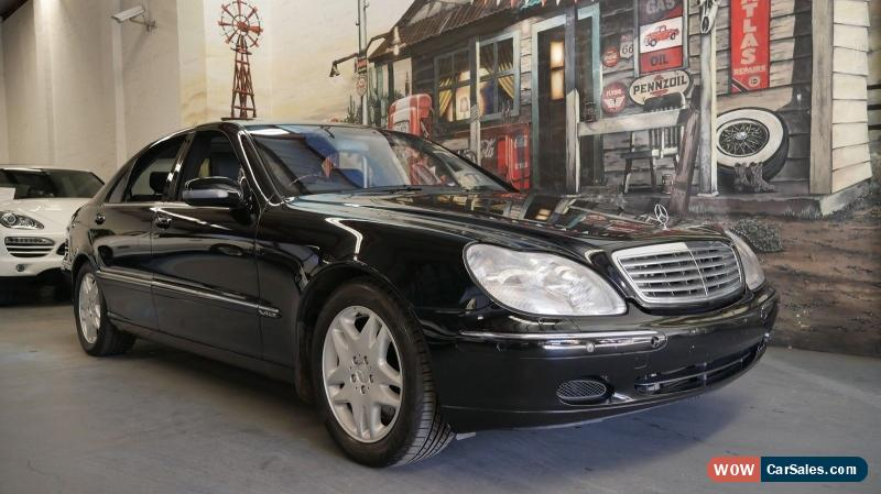 Mercedes benz s600 for sale in australia for S600 mercedes benz for sale
