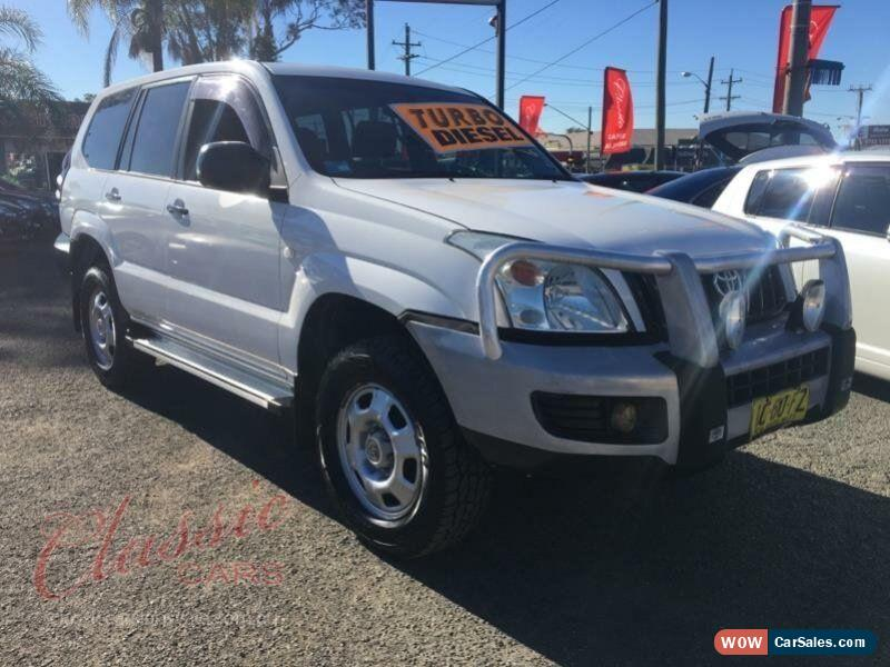toyota prado manual for sale
