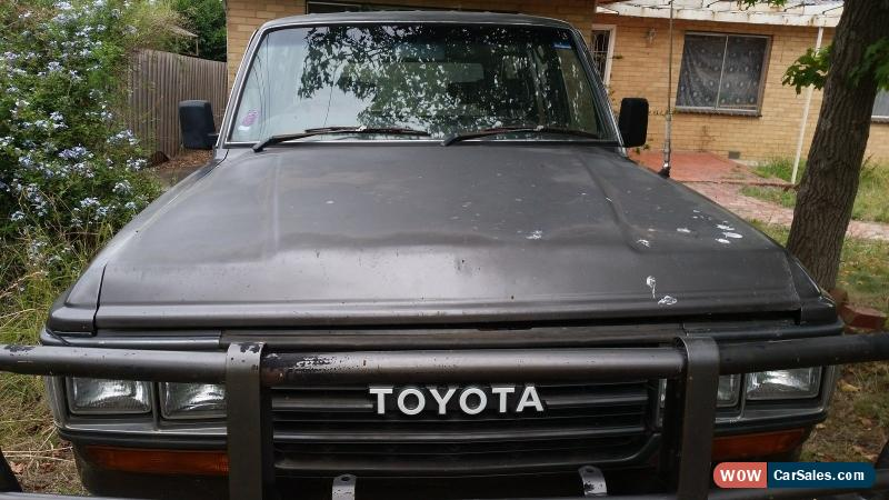 Toyota Land Cruiser For Sale In Australia