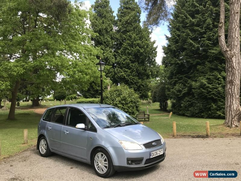 2006 ford focus c max for sale in united kingdom. Black Bedroom Furniture Sets. Home Design Ideas