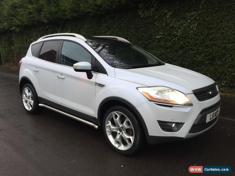 2009 ford kuga for sale in united kingdom. Black Bedroom Furniture Sets. Home Design Ideas