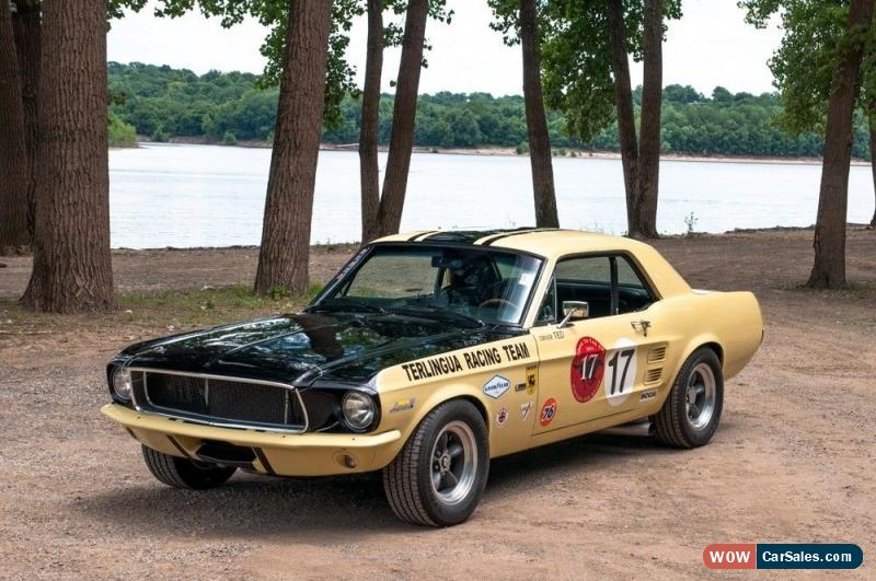 1967 Ford Mustang Mustang Coupe