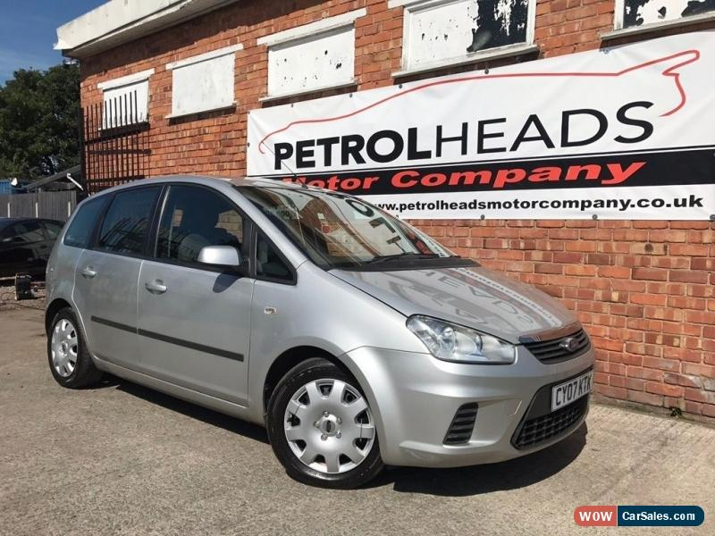 2007 ford cmax for sale in united kingdom rh wowcarsales com Ford Truck Manuals Chilton Manual Ford