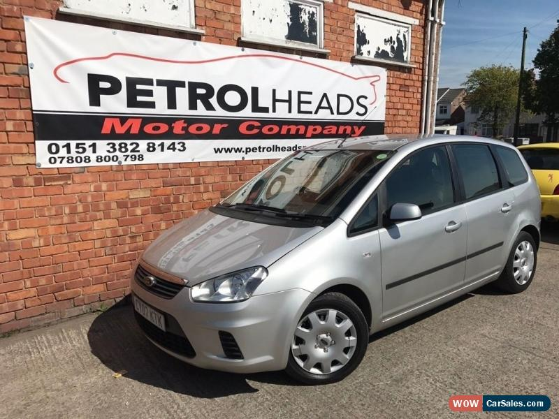 2007 ford cmax for sale in united kingdom rh wowcarsales com Ford Manual Transmission Ford Focus Manual