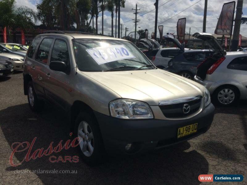 Mazda Tribute For Sale In Australia