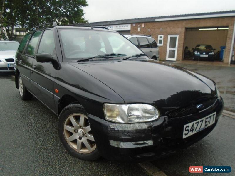1998 ford escort for sale in united kingdom 1998 ford escort for sale in united kingdom