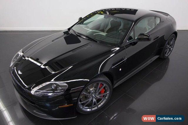 2015 Aston Martin Vantage For Sale In Canada