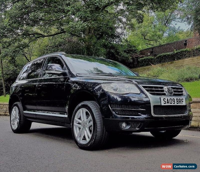 2009 volkswagen touareg for sale in united kingdom. Black Bedroom Furniture Sets. Home Design Ideas