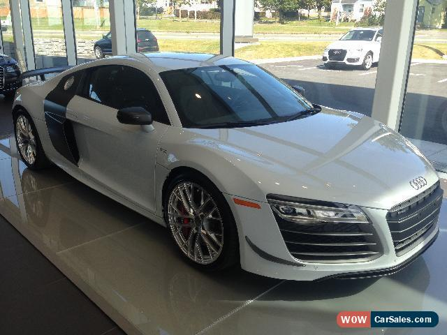 Audi r8 for sale canada