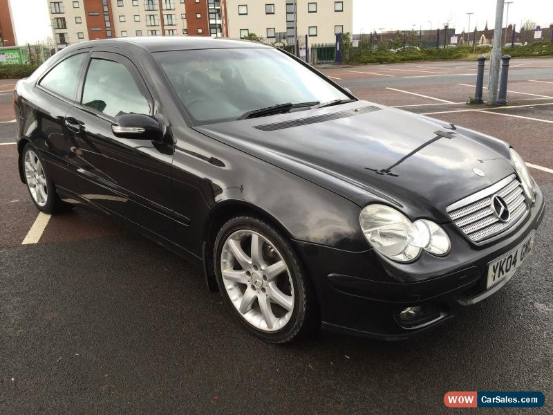 2005 mercedes benz c 220 for sale in united kingdom. Black Bedroom Furniture Sets. Home Design Ideas
