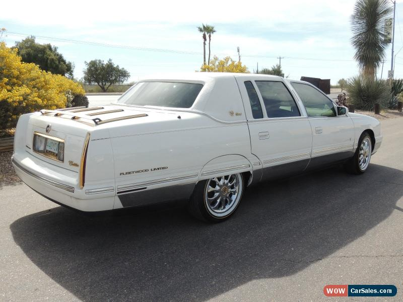 fleetwood in cadillac for canada sale ca