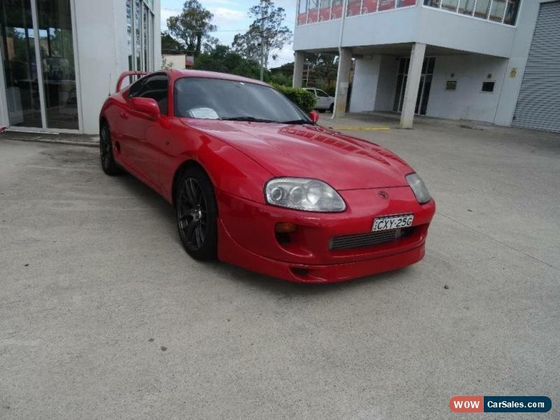 Toyota supra for sale australia