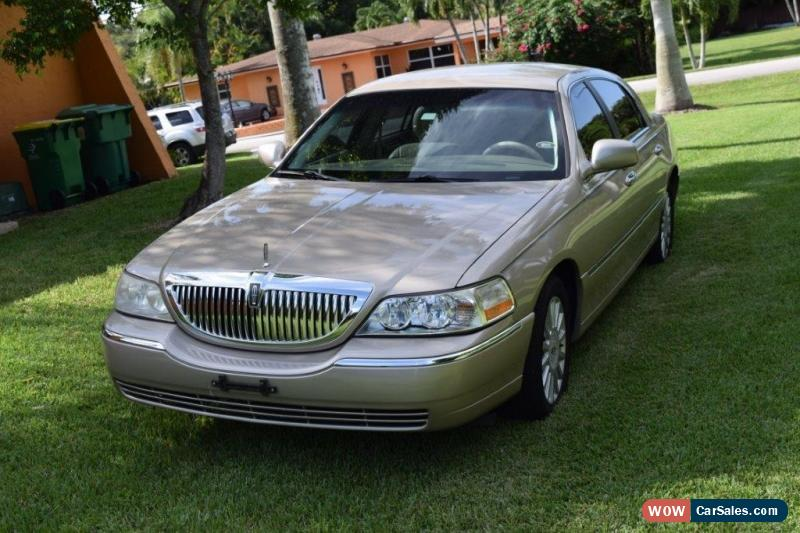 2005 Lincoln Town Car For Sale In Canada