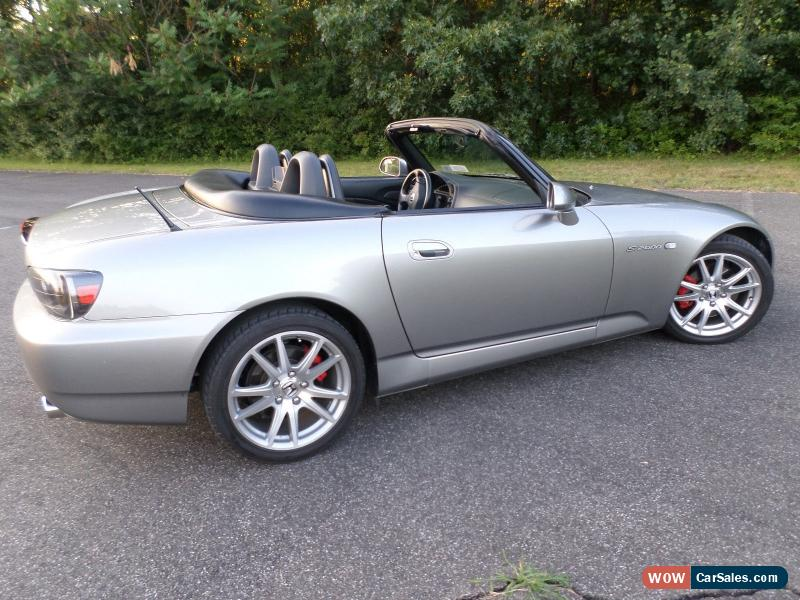 2004 honda s2000 for sale in canada. Black Bedroom Furniture Sets. Home Design Ideas