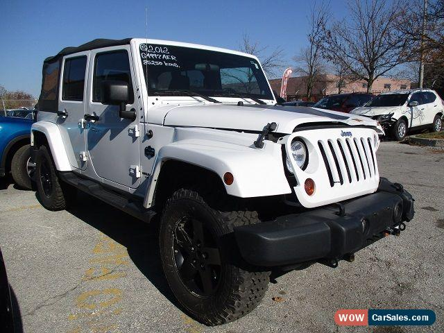2012 jeep wrangler for sale in canada. Black Bedroom Furniture Sets. Home Design Ideas