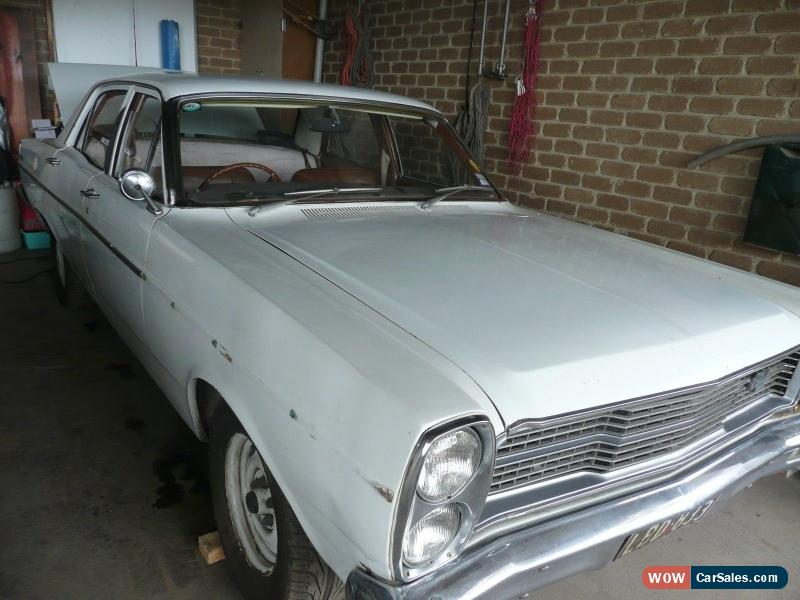 Classic 1971 ZD Ford Fairlane 500 For Sale
