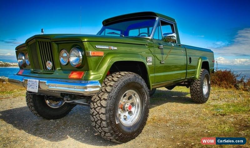 1970 Jeep J2000 Pickup for Sale in Canada