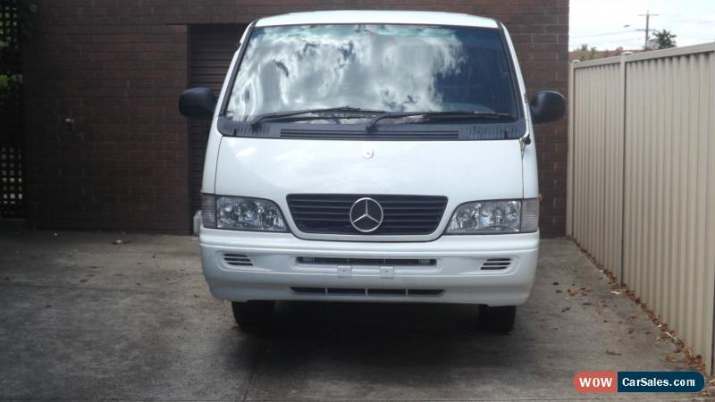 Mercedes benz mercedes benz mb 1999 100d for sale in australia for Mercedes benz van for sale
