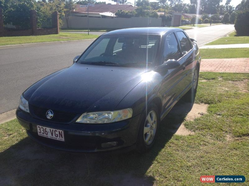 holden holden vectra 2001 equipe for sale in australia rh wowcarsales com holden vectra 2000 manual holden vectra workshop manual free download