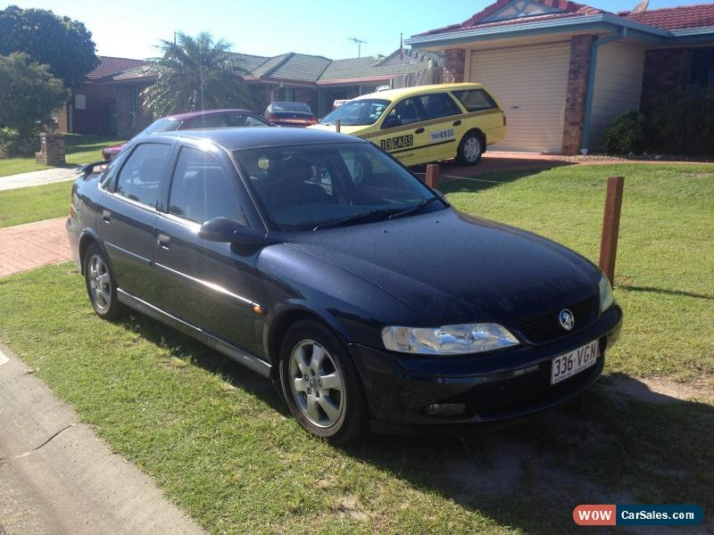holden holden vectra 2001 equipe for sale in australia rh wowcarsales com holden vectra 2003 manual holden vectra 2001 manual