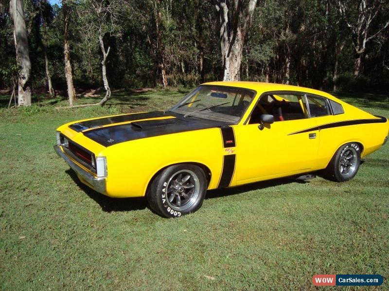 Chrysler charger 360 v8 for sale in australia for Vintage motor cars for sale