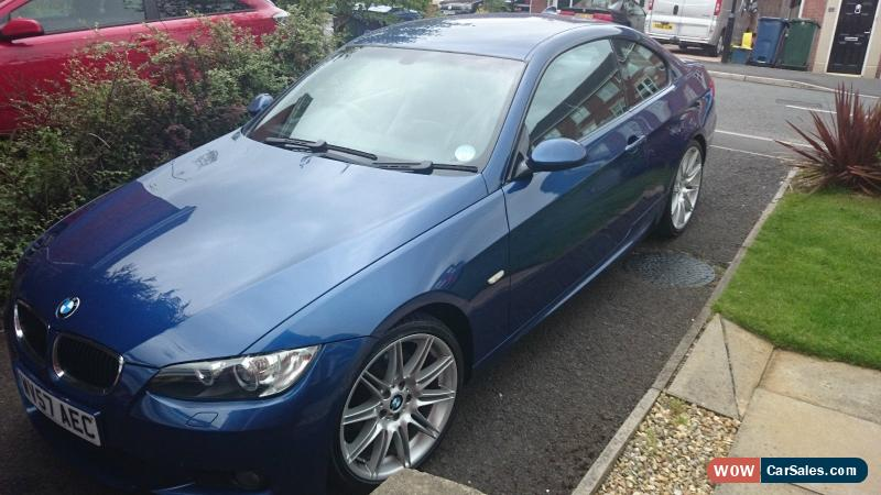 2007 bmw 320i m sport for sale in united kingdom. Black Bedroom Furniture Sets. Home Design Ideas