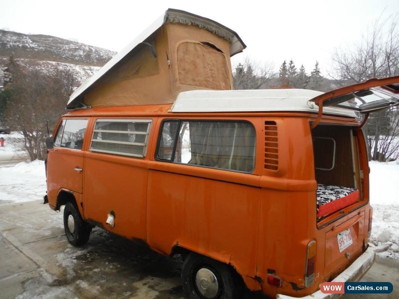 1973 volkswagen bus vanagon for sale in canada