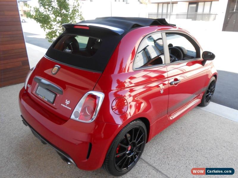 Fiat Abarth For Sale In Australia