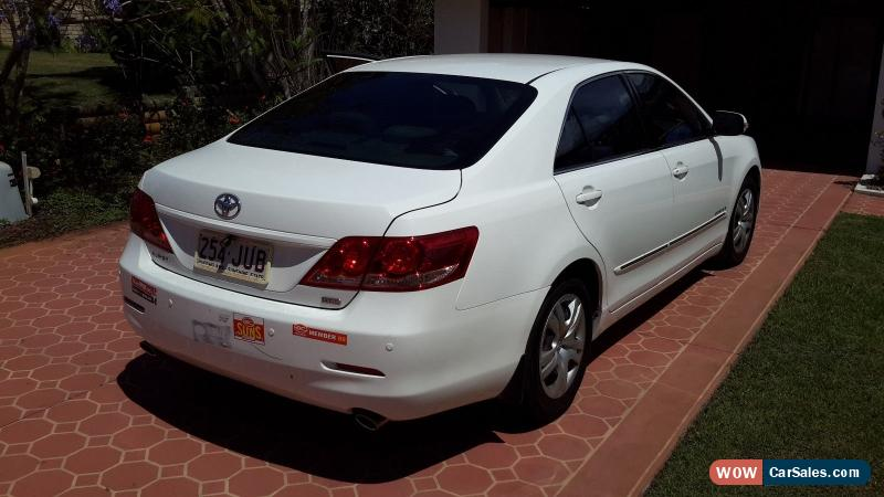 Toyota Aurion For Sale In Australia